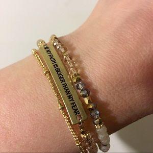 Jewelry - #FaithOverFear #Always ❤️❤️